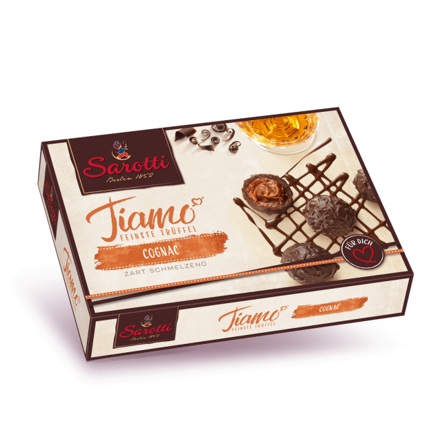 Bild für Pralinen – Tiamo – Cognac