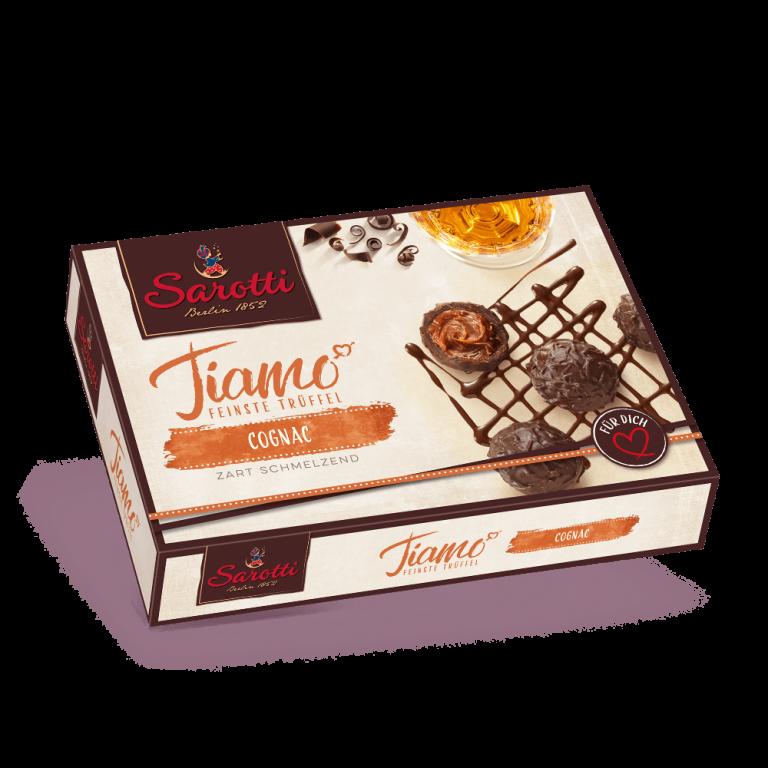 Pralinen – Tiamo – Cognac