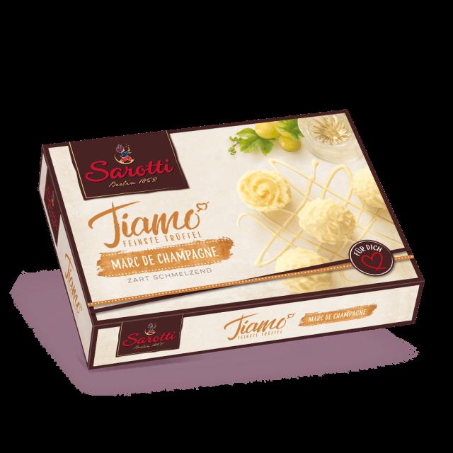 Bild für Pralinen – Tiamo – Marc de Champagne