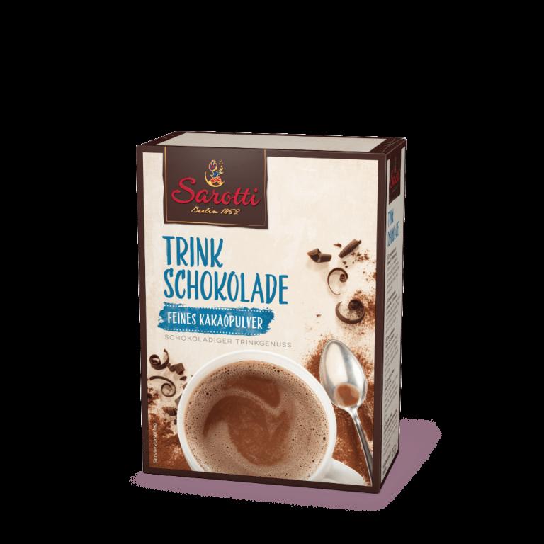 Trink Schokolade – Feines Kakaopulver
